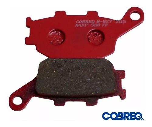 Pastilha Freio Traseiro NC 700 NC 750 C/ ABS Cobreq