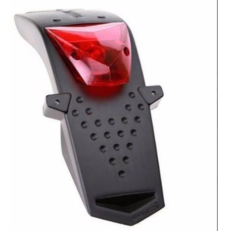 Porta Placa Raptor Circuit Suporte Rabeta Universal Lanterna