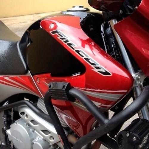 Protetor de Carenagem Falcon 400 Até 2008 Motor Pedal Chapam