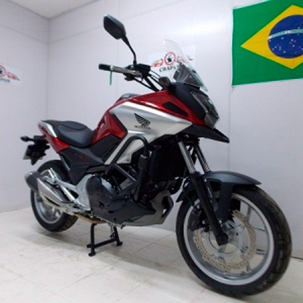 Protetor de Motor NC 700 700X NC700X Carenagem Chapam Pedal