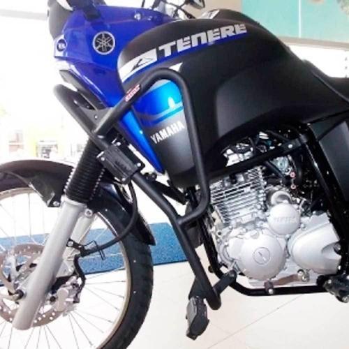 Protetor de Motor Tenere 250 e Carenagem c/ Pedaleira Chapam