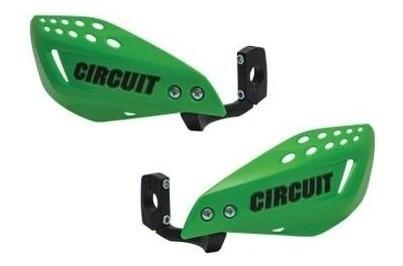 Protetor Mão Bros Xtz 125 Lander Vector Circuit Haste Nylon