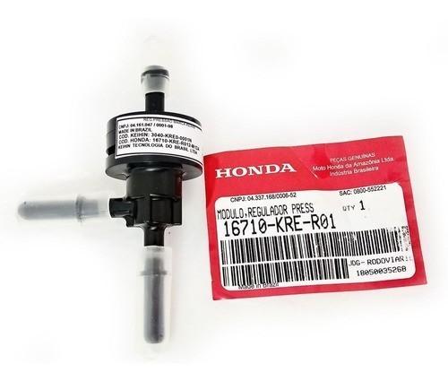 Regulador de Pressão Titan 150 Mix Titan 160 Original Honda