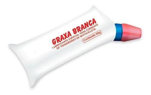 Super Kit Relação Titan 150 Riffel Coxim e Graxa Branca