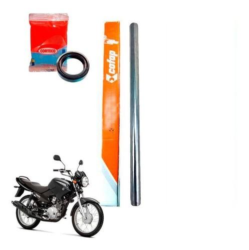 Tubo Cilindro Interno Bengala Factor 125 Cofap + Retentor