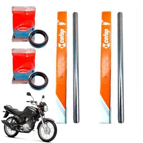 Tubo Cilindro Interno Bengala Factor 125 Cofap + Retentor Par