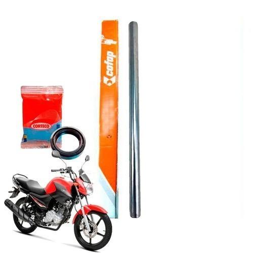 Tubo Cilindro Interno Bengala Factor 150 Cofap + Retentor