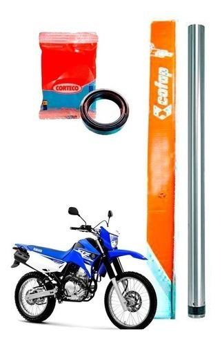 Tubo Cilindro Interno Bengala Lander 250 Cofap + Retentor