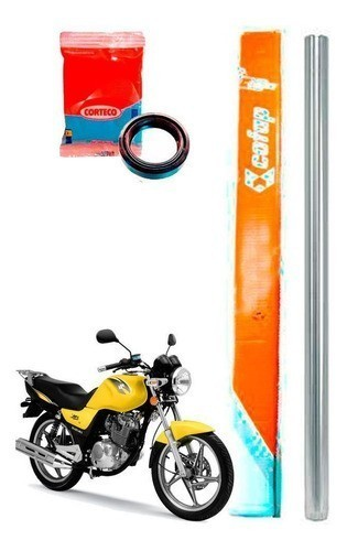 Tubo Cilindro Interno Bengala Suzuki Yes 125 Cofap + Retentor