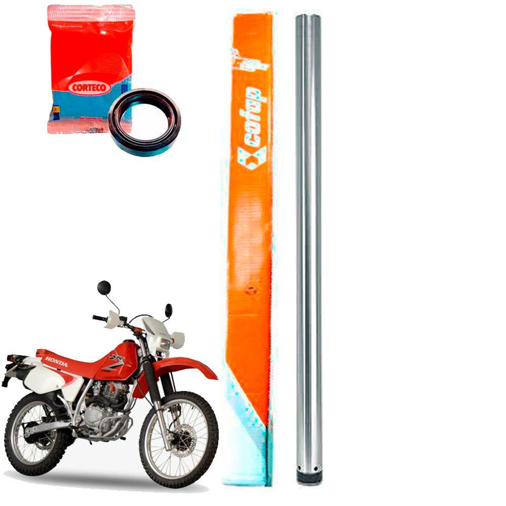 Tubo Cilindro Interno Bengala XR 200 Cofap + Retentor