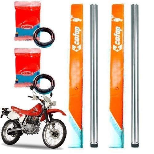 Tubo Cilindro Interno Bengala XR 200 Cofap + Retentor - Par