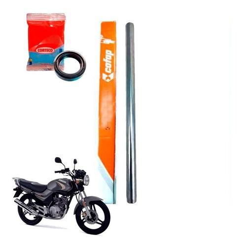 Tubo Cilindro Interno Bengala Ybr  125 Cofap + Retentor