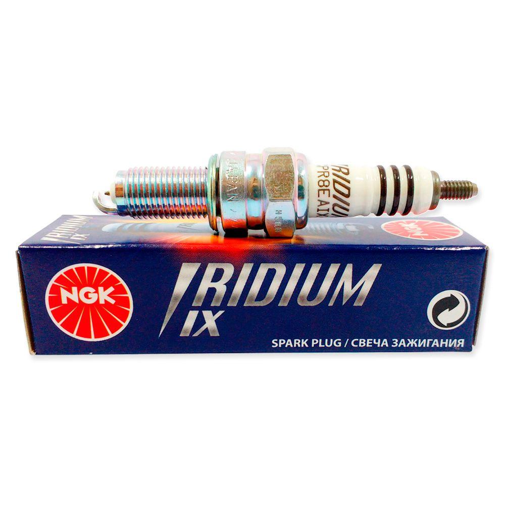 Vela Iridium Fan 125 2009 em diante NGK CPR8EAIX 9