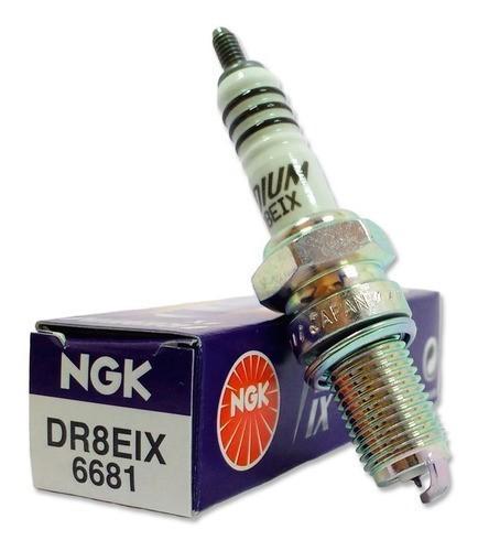 Vela Iridium G650gs F650 GS G F 650 NGK DR8EIX - Par