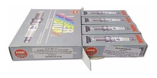 Vela Iridium Gsx 1300 B-king Suzuki Laser Ngk Cr9eia9 - 4 Velas