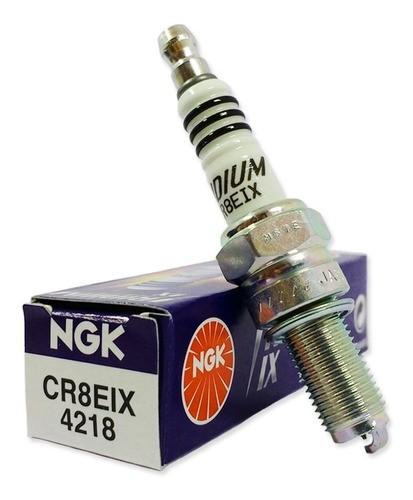 Vela Iridium Next 250 Dafra  NGK Original CR8EIX