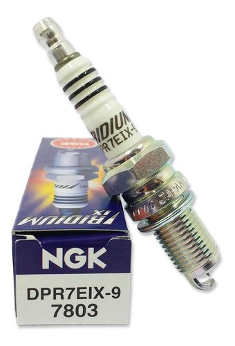 Vela Iridium Ngk Cbx 200 Strada Nx 200 Desde 2000 Dpr7eix9