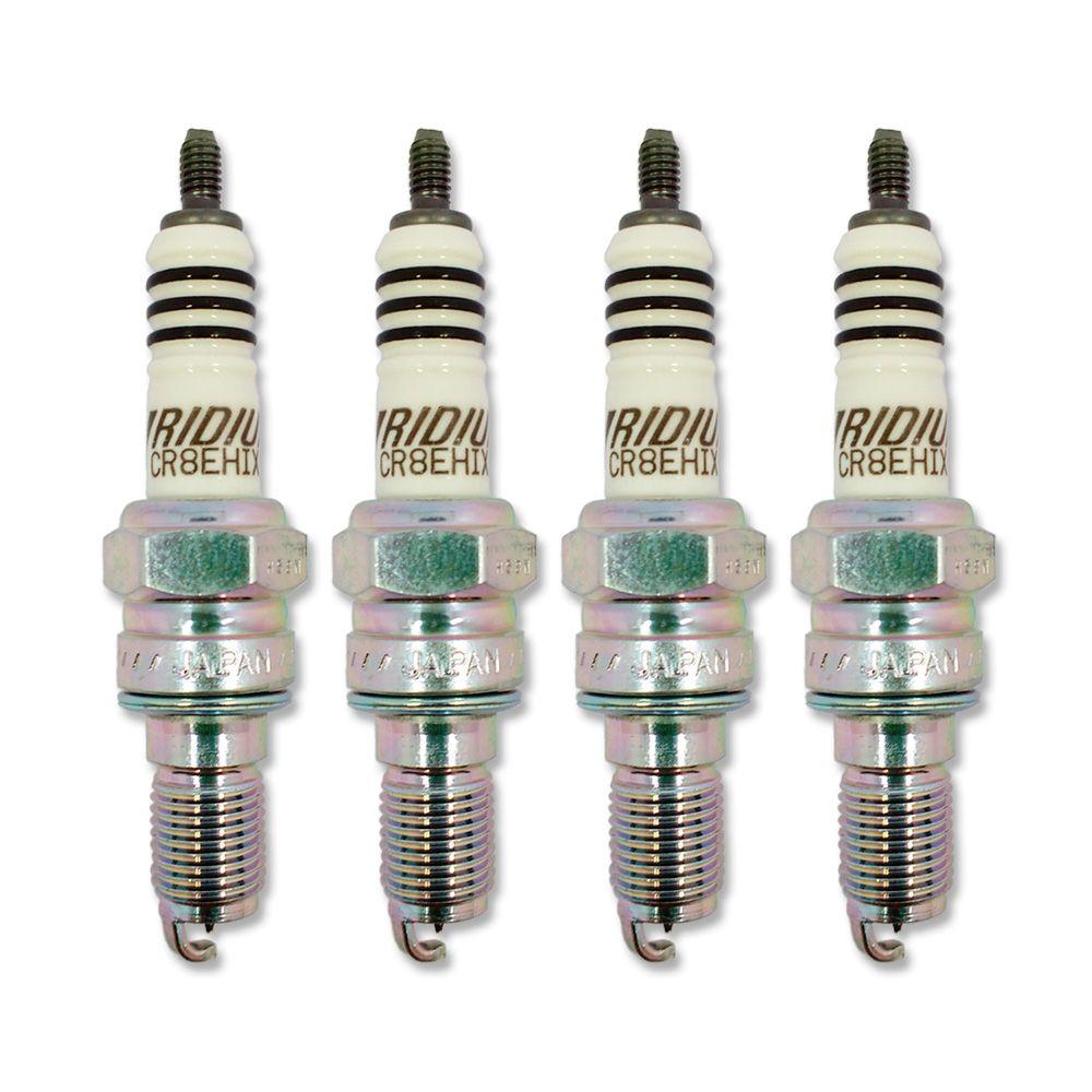 Vela Iridium Ngk Magna Vf 750 94/98 Ngk Cr8ehix9 (4 Peças)
