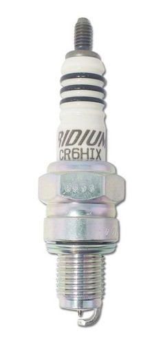 Vela Iridium Ngk Traxx Shark 250 2009 Em Diante Cr6hix