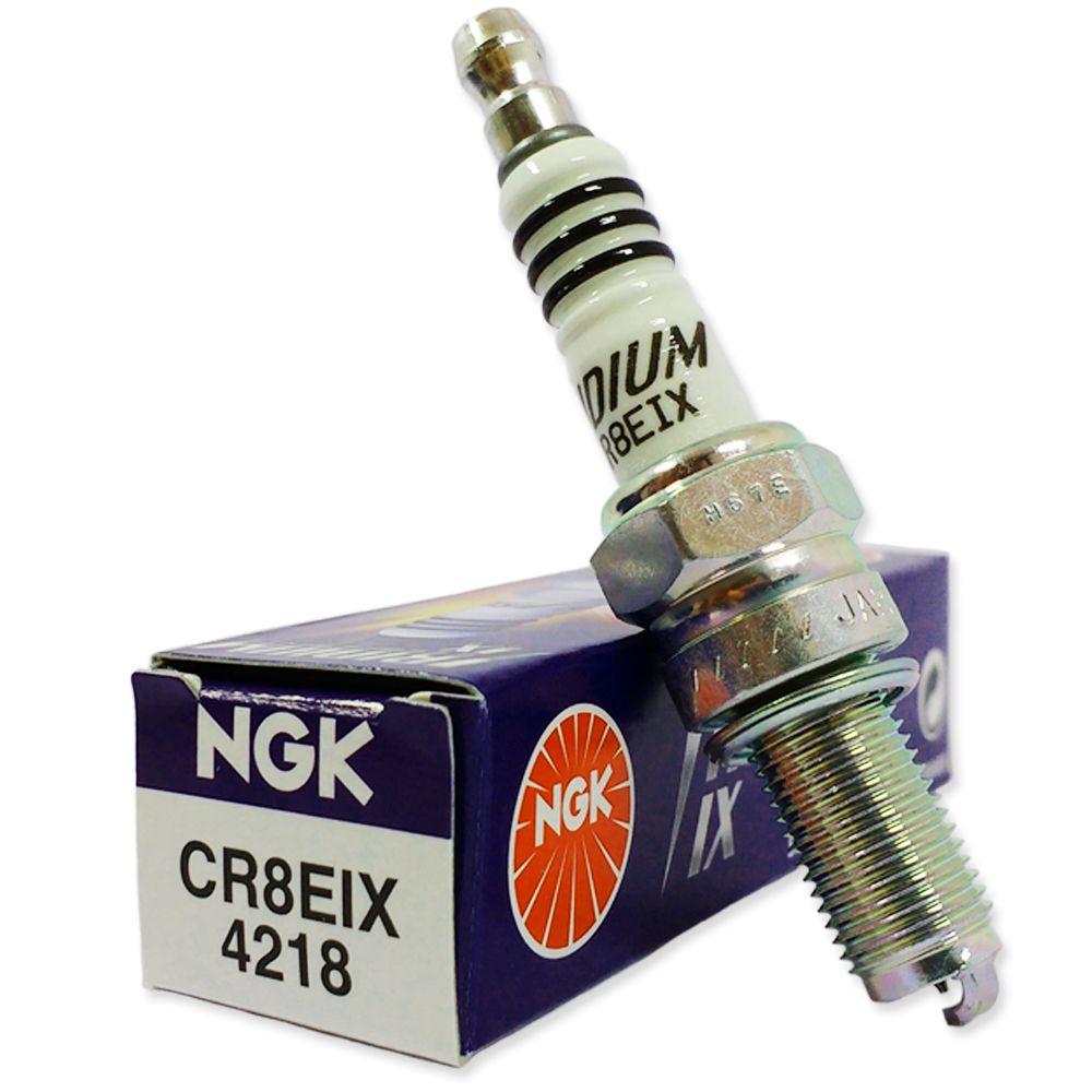 Vela Iridium V-strom Suzuki Dl 1000 Vstrom Ngk Cr8eix