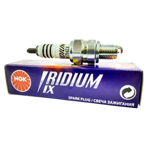 Vela Ngk Iridium Dafra Scooter Laser 150 Super 100 Cr7hix