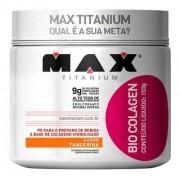 BIO COLAGEN TANGERINA 150G - MAX TITANIUM