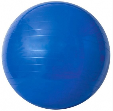 GYM BALL 65 CM AZUL ACTE T-9 - ACTE SPORTS