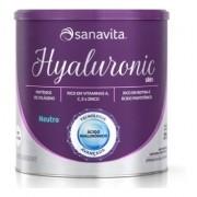 HYALURONIC SKIN 270G - SANAVITA