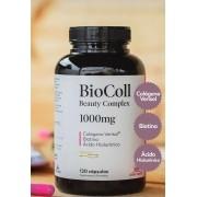 KIT BioColl colágeno verisol em cápsula (5 unidades) - União Vegetal