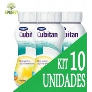 KIT C/10 CUBITAN BAUNILHA 200ML - DANONE