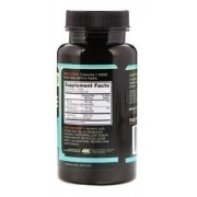 L-CARNITINA 500MG 60CAPS - OPITION NUTRITION