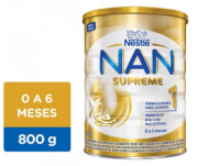 LEITE NAN SUPREME 1 800G - NESTLE