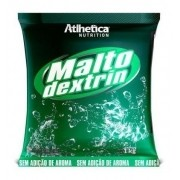 MALTODEXTRINA SEM SABOR 1KG - ATLHETICA NUTRITION