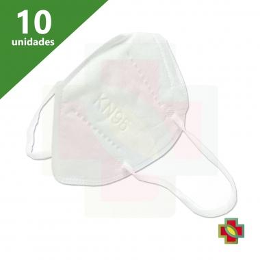 MÁSCARA DE PROTECAO PFF2 N95 KN95 (CX/10) - MASK