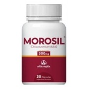 MOROSIL 500MG 30CAPS - UNIAO VEGETAL