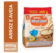 MUCILON SACHET 230GR ARROZ E AVEIA - NESTLE