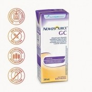 NOVASOURCE GC BAUNILHA 200ML - NESTLÉ