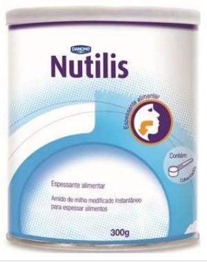 NUTILIS ESPESSANTE ALIMENTAR 300G (CX C/06) - DANONE