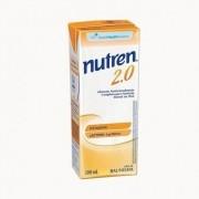 NUTREN 2.0 BAUNILHA 200ML - NESTLÉ