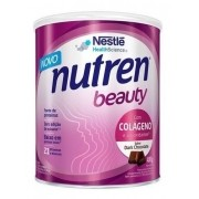 NUTREN BEAUTY DARK CHOCOLATE 400G - NESTLÉ