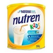 NUTREN KIDS BAUNILHA 350G - NESTLÉ