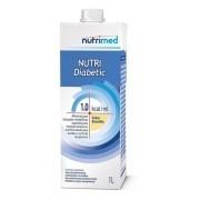 NUTRI DIABETIC 1.0 KCAL/ML 1L - NUTRIMED