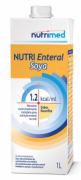NUTRI ENTERAL SOYA FIBER 1.2 1000ML BAUNILHA - NUTRIMED