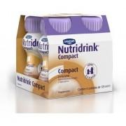 NUTRIDRINK COMPACT CAPPUCINO 4X125ML - DANONE