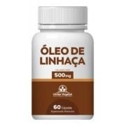 OLEO DE LINHAÇA 60CAPS - UNIÃO VEGETAL