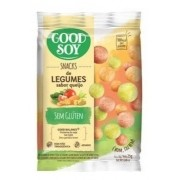 SNACKS LEGUMES SABOR QUEIJO LIGHT GOOD SOY 25G