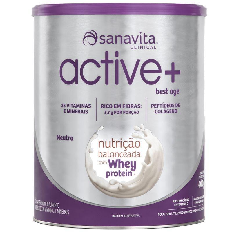 ACTIVE + BEST AGE NEUTRO 400G - SANAVITA