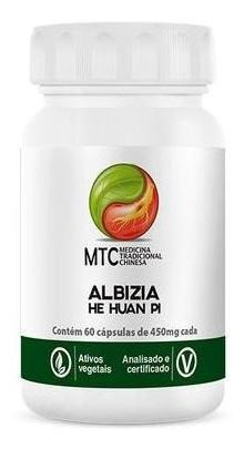 ALBIZIA (HE HUAN PI) 450MG - VITAFOR