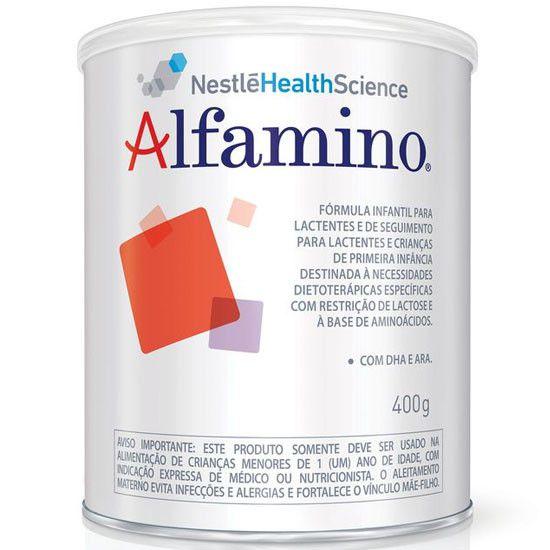 ALFAMINO 400G - NESTLÉ