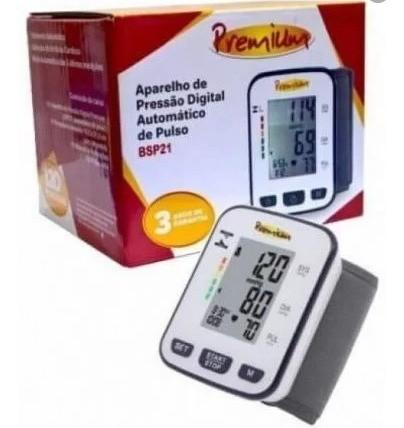 APARELHO PRESSAO DIG PULSO BPSP21 PREMIUM